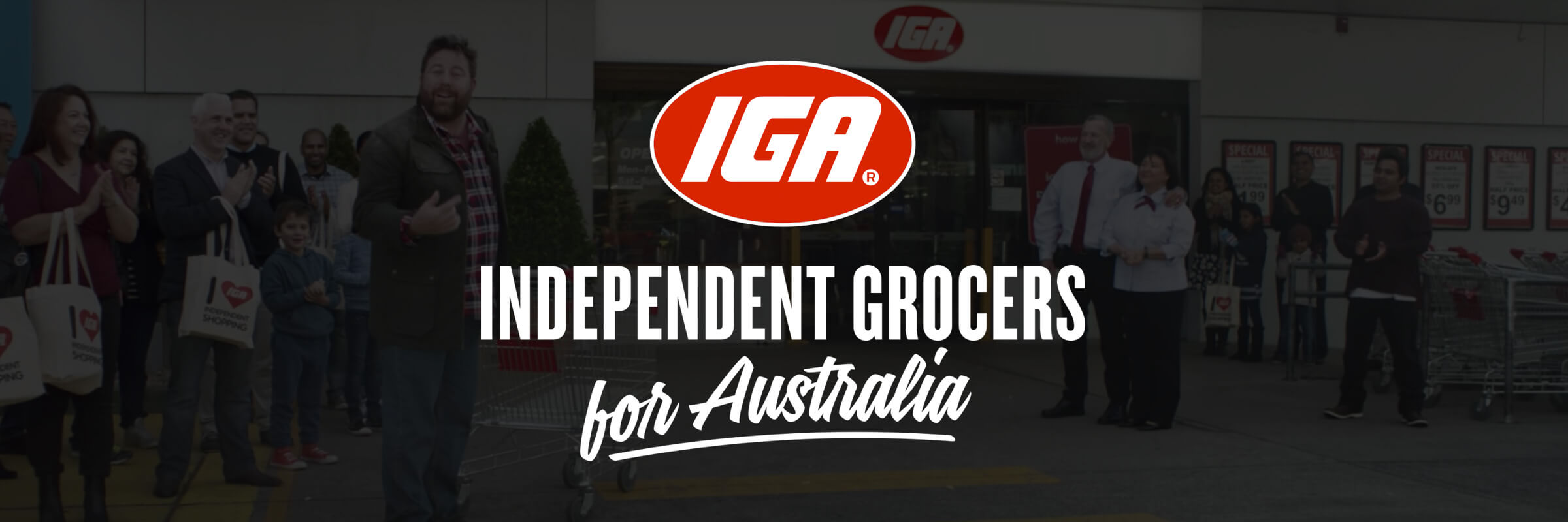 About IGA - Independent Grocers for Australia