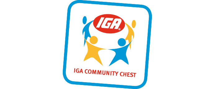 IGA Community Chest & Special Olympics