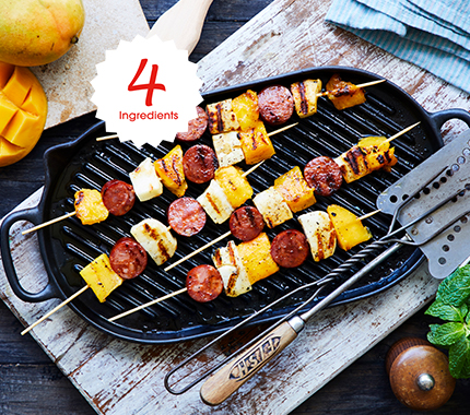 Sunshine Skewers