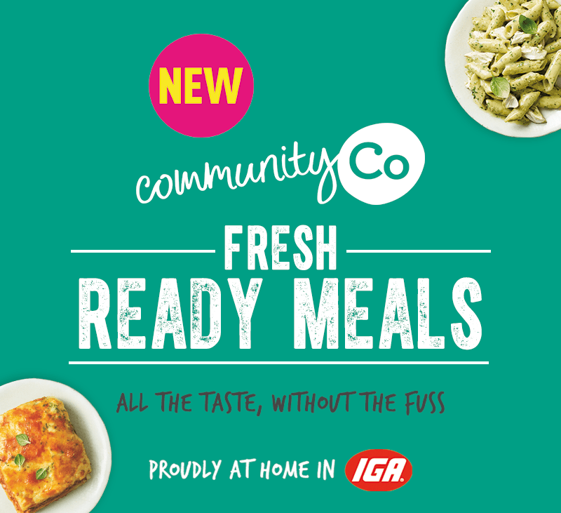 Community Co Fresh Ready Meals