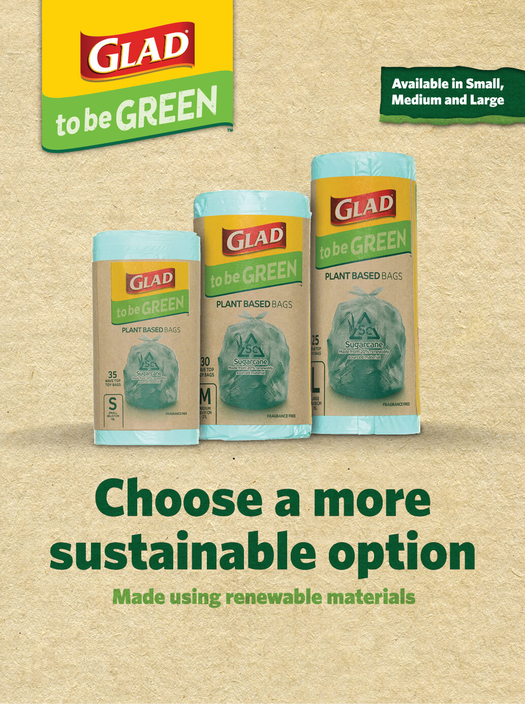 IMC_wk41_Glad_clorox_glad-to-be-green_plant-based-bags