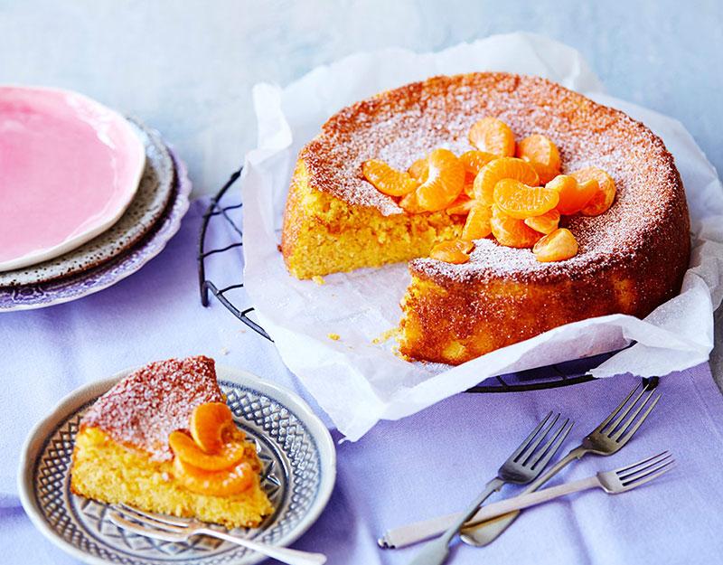 how to make mandarin cake