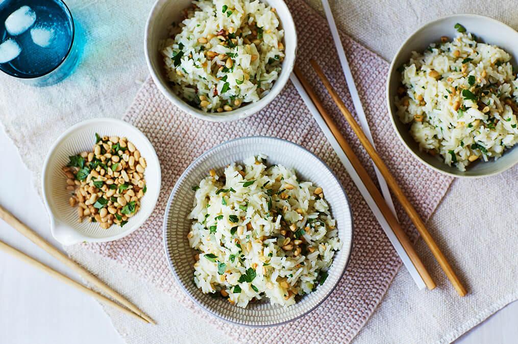 easy rice pilaf iga supermarkets