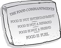 The Food Commandments